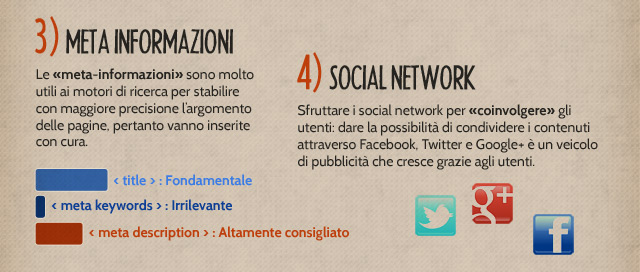 SEO: Meta tags e social network