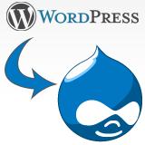 Migrazione blog da Wordpress a Drupal