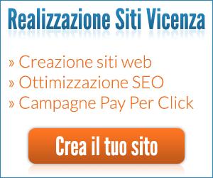 Realizzazione Siti Vicenza Banner PPC 300x250