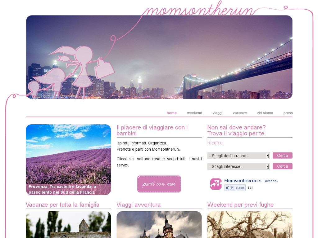 Esempi di siti web realizzati for Siti web di costruzione domestica