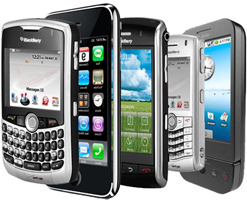 Smartphone siti web