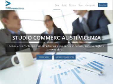 Sito web per studio professionale