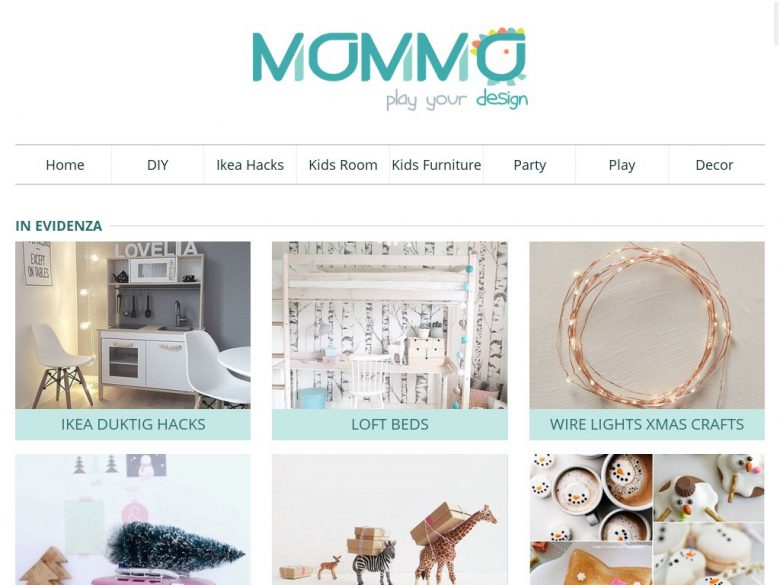 Blog Mommodesign