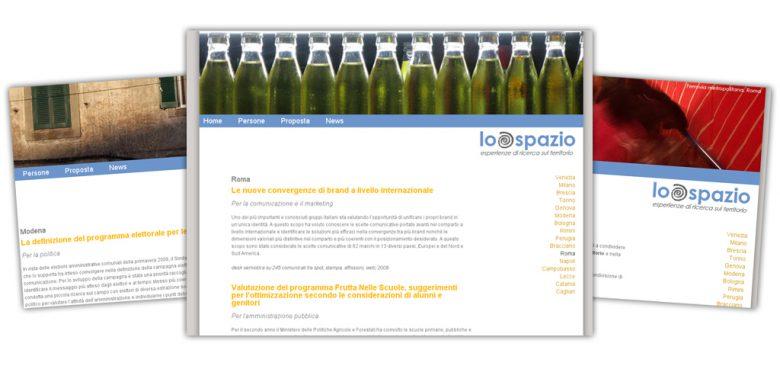 Conversione sito da statico a Drupal