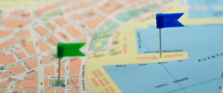 Mappa logica per sito web