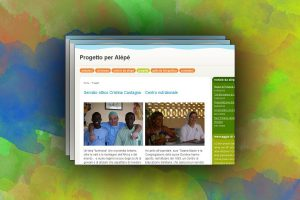 Aggiornamento sito internet Progetto per Alépé