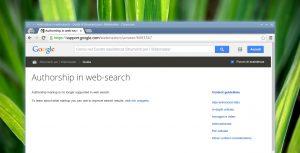 Considerazioni SEO sulla fine di Google Authorship